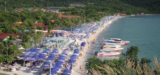paysage en thailande