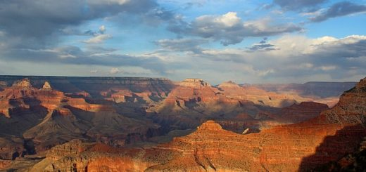 grand canyon depuis vegas