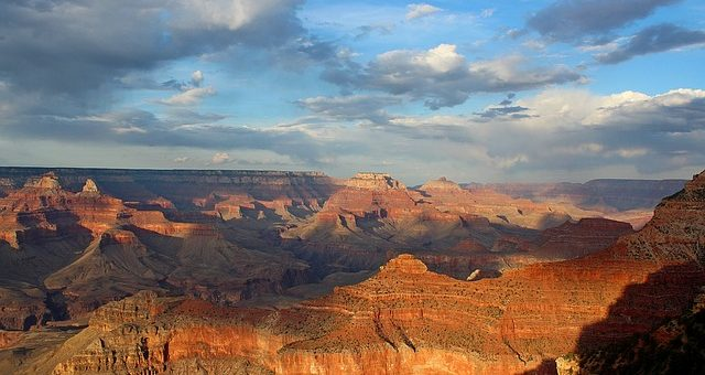 grand canyon depuis vegas