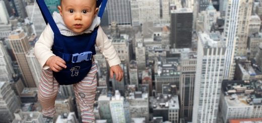 bébé lâché à new york