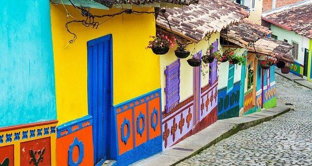 maison colombienne